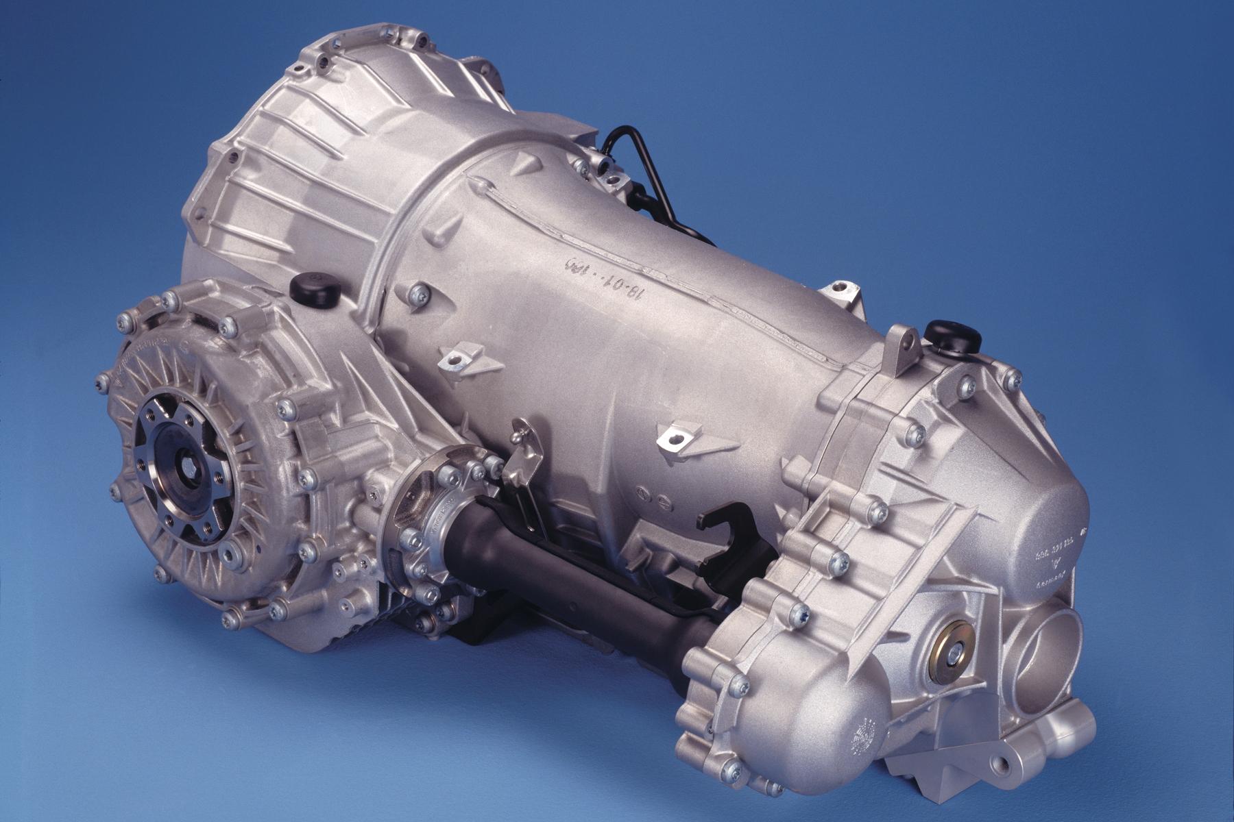 Porsche-gearbox